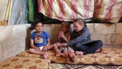 İdlibli çocuklar, çocuk olamadan büyüyor (2) - İDLİB