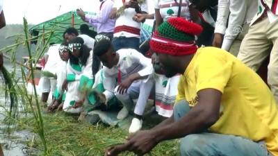 Etiyopya'nın ünlü festivali bu yıl olaysız geçti (2) - ADDİS ABABA