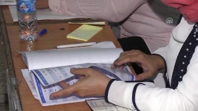 IKBY'de oy verme işlemi sona erdi - ERBİL
