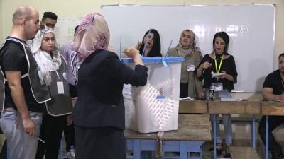 IKBY'de oy sayım işlemi başladı - SÜLEYMANİYE