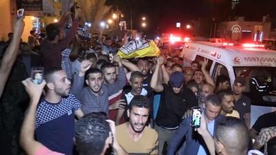İsrail, işkence altında şehit edilen Filistinlinin naaşını teslim etti - RAMALLAH