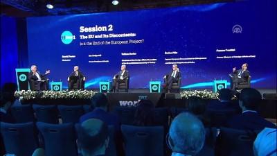 TRT World Forum - 'Brexit, Avrupa'yı daha da kötüye götürebilir' - İSTANBUL