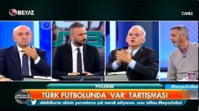Ahmet Çakar: Hakemler hesaplaşıyor