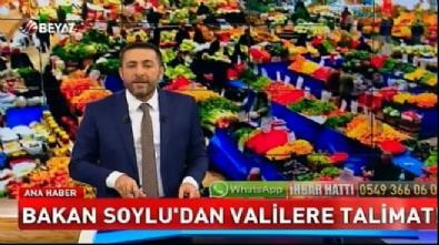 Bakan Soylu'dan 'fahiş fiyat' genelgesi