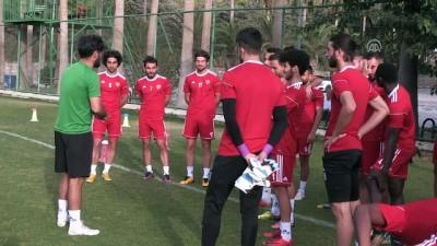 Hatayspor'da Osmanlıspor maçı hazırlıkları - HATAY