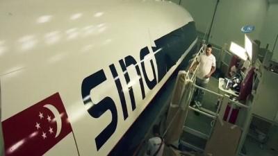 - Dünyanın en uzun ticari tarifeli yolcu uçuşu başladı