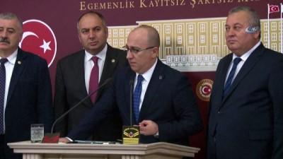 MHP Genel Başkan Yardımcısı Yönter: 'Uzman çavuşlarımıza kadro verilmesini istiyoruz'