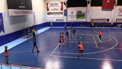 Kastamonu Belediyespor'da Avrupa Kupası maçı hazırlıkları - KASTAMONU