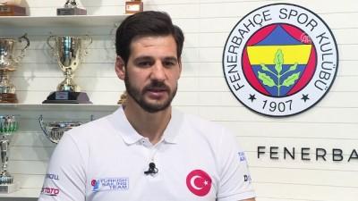 'Olimpiyatta madalya için favori gösteriliyorum' - İSTANBUL