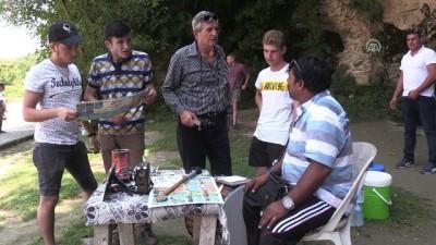 Aya Nikola Manastırı'nın 40 yıllık gönüllü bekçisi - KIRKLARELİ