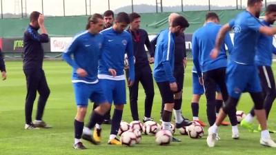 Kasımpaşa, Akhisarspor maçı hazırlıklarını sürdürdü - İSTANBUL