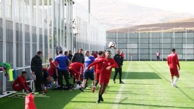 Demir Grup Sivasspor Fenerbahçe'ye hazırlanıyor - SİVAS