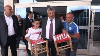 A Milli Futbol Takımı, Soçi'ye gitti - RİZE