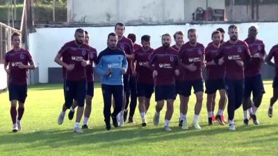 Trabzonspor'da Erzurumspor maçı hazırlıkları başladı - TRABZON