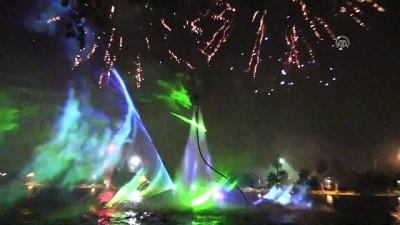 2. Adana Lezzet Festivali - Seyhan Nehri üzerinde gösteriler - ADANA