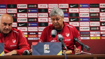 Rusya-Türkiye maçına doğru - Lucescu - SOÇİ