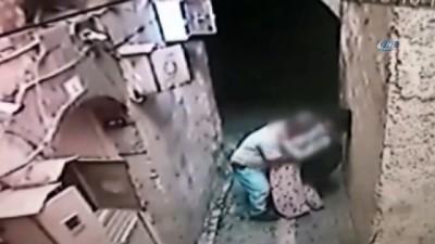 Küçük kızı taciz eden şahıs tutuklandı