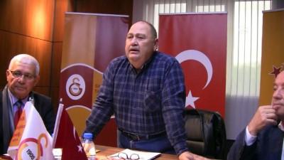 Galatasaray Taraftar Dernekleri Federasyonu Bandırma'da toplandı - BALIKESİR
