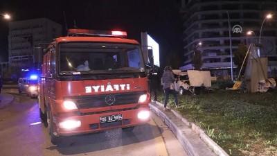 Başkentte trafik kazası: 3 yaralı - ANKARA