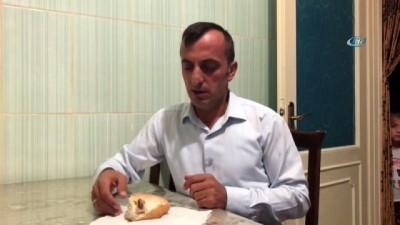 Ekmekten yara bandı çıktığı iddiası