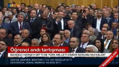 Devlet Bahçeli: Türküm, doğruyum, çalışkanım demekten yorulmayız