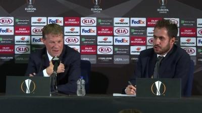 Fenerbahçe-Anderlecht maçının ardından - Erwin Koeman (2) - İSTANBUL