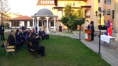 TBB'den Kosova'ya cenaze aracı bağışı - PRİŞTİNE