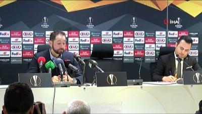 """Machin: """"Penaltı kaçırmaları bizim işimize geldi"""""""