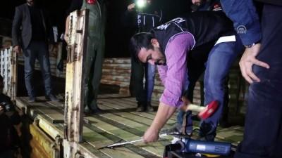 Kahramanmaraş'ta sigara kaçakçılığı