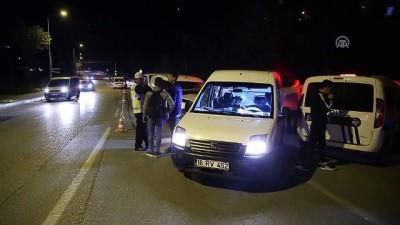 Bursa'da hafif ticari araç ile motosiklet çarpıştı: 2 ölü, 1 yaralı