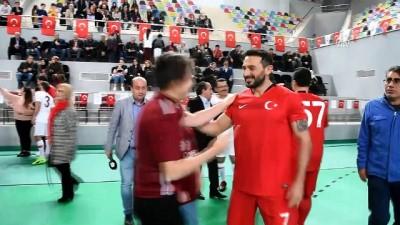 'Şöhretler ve Efsaneler Futbol Turnuvası' - TRABZON
