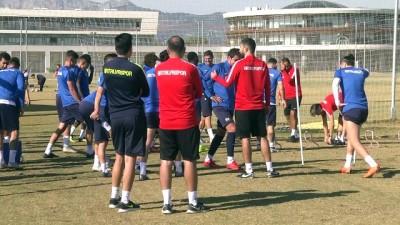 Nazım Sangare: Ligde bu sezon zayıf takım yok - ANTALYA