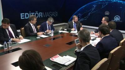 Gençlik ve Spor Bakanı Kasapoğlu: '1 milyon çocuğumuzun yeteneğinin ölçülmesi ve spora yönlendirilmesini gerçekleştirdik' - ANKARA