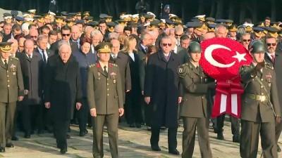 Cumhurbaşkanı Erdoğan ve beraberindeki heyet Anıtkabir'i ziyaret etti - ANKARA