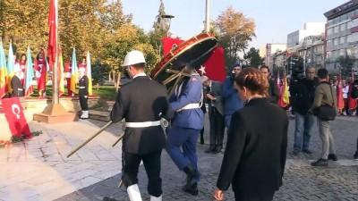 Büyük Önder Atatürk'ü anıyoruz - UŞAK