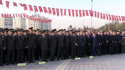 Büyük Önder Atatürk'ü anıyoruz - KAYSERİ