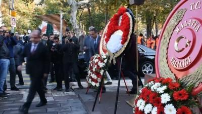 Büyük Önder Atatürk'ü anıyoruz - MALATYA