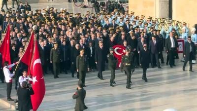 10 Kasım Atatürk'ü Anma günü - Anıtkabir (2) - ANKARA