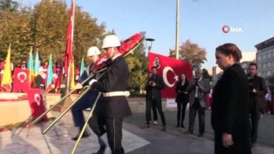 Atatürk ölümünün 80. yılında törenlerle anıldı