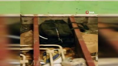 Mersin Limanı'nda gerçekleştirilen operasyonda muz yüklü bir gemide 39 kilogram 575 gram kokain ele geçirildi