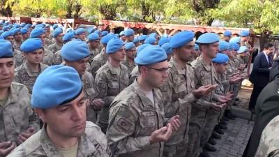 Pervari'de 6 yıl önce düşen helikopter - Şehit askerler için anma töreni - SİİRT