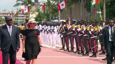 - Gabon Cumhurbaşkanlığı'ndan Ali Bongo Açıklaması - 'Söylentiler Tamamen Asılsızdır'