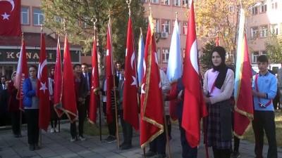 Büyük Önder Atatürk'ü anıyoruz - MUŞ