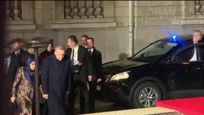 Cumhurbaşkanı Erdoğan, Orsay Müzesi'nde - PARİS