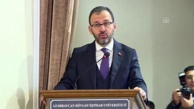 Prof. Dr. Turan Yazgan ölümünün 6. yılında anıldı (2) - BAKÜ
