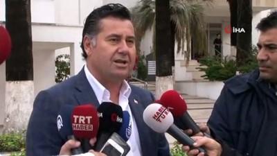 Bodrum Belediye Başkanı Kocadon: '35'e yakın ev, 15'e yakın iş yeri ve 100'e yakın araç hasar gördü'