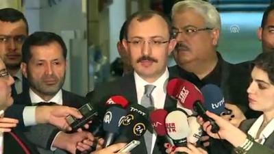 AK Parti Grup Başkanvekili Muş soruları yanıtladı (2) - TBMM