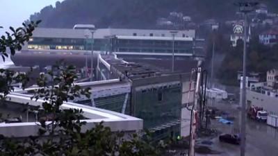 Sarp Sınır Kapısı'nın modernizasyonunda sona gelindi - ARTVİN