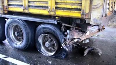 Bozüyük'te trafik kazası: 1 yaralı - BİLECİK