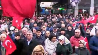 AK Parti Büyükşehir Belediye Başkan Adayı Yücel Yılmaz:'Bu şehir bize emanet edildi'